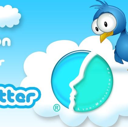 Lyon mediation sur twitter @lyonmediation