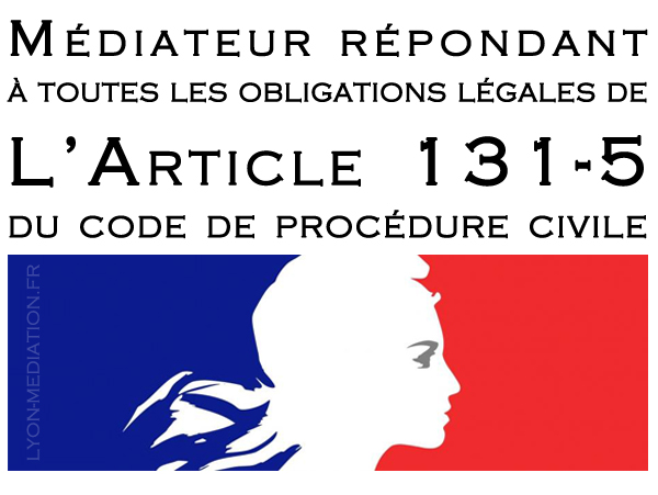 médiateur judiciaire sur Lyon