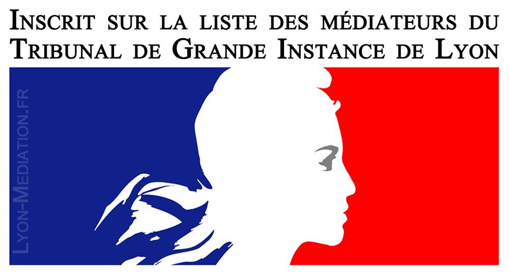 Médiateur familial - TGI de Lyon