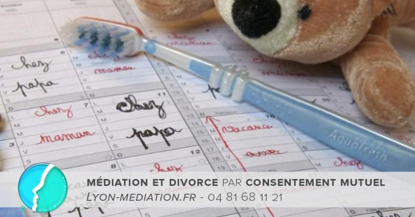 La médiation et le divorce par consentement mutuel2