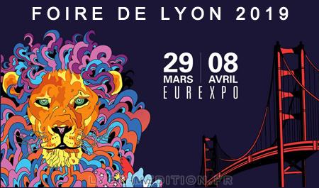 Médiateur à la foire de Lyon 2019