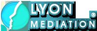 ® Lyon Médiation Logo